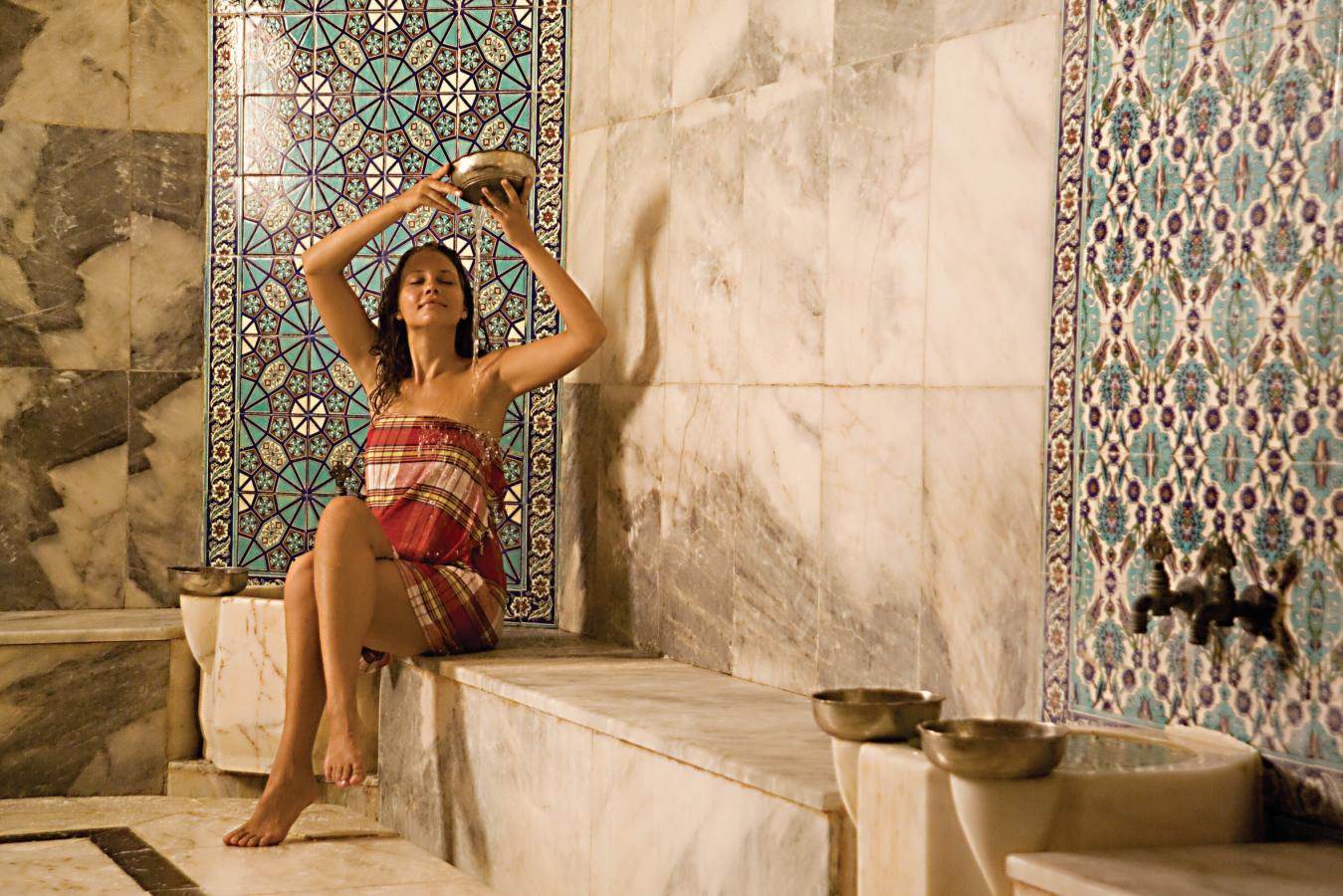русская девушка в турецкой бане видео позволит