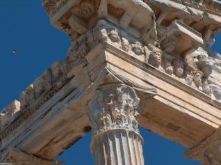 Highlights of Turkey in Antalya: Full day tour with Perge, Aspendos and Side