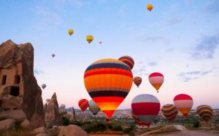 Discover Cappadocia with 4 Different Daily tours