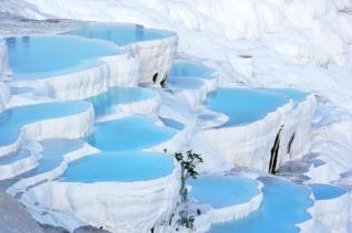 Daily trip to UNESCO World Heritage Site: Pamukkale from Side