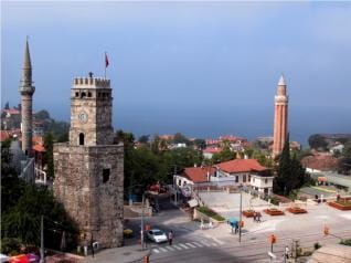 Antalya City Sightseeing Tour With Boat Trip and Waterfalls