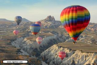 2 Day Trip to Magical Landscape Cappadocia from Antalya