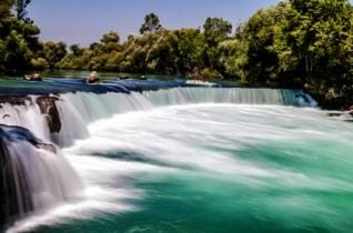 Side, Aspendos and Manavgat Waterfalls tour from Alanya