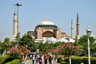 Antalya: Daily trip to Istanbul by Air plane with Full day Istanbul city tour