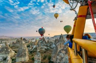 2 Day Trip to Magical Landscape Cappadocia from Kemer