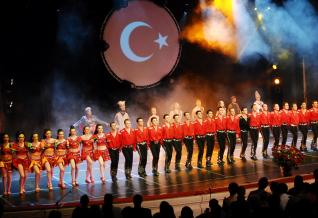 Side: The Legendary Dance show Fire of Anatolia & Sultans of Dance