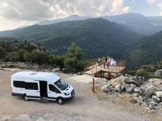 Full Day tour with Selge and Taurus Mountains from Side