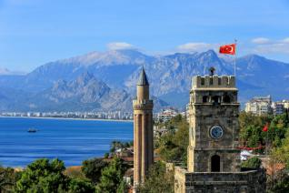 Daily Antalya city tour from Kemer