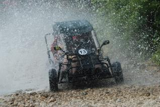 Buggy Safari tour at the Taurus Mountains from Side