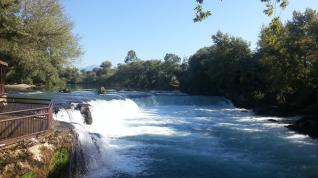 Grand Bazaar - River Cruise and Manavgat Waterfalls from Alanya