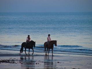 Horseback Riding at the romantic beaches in Belek or in Side