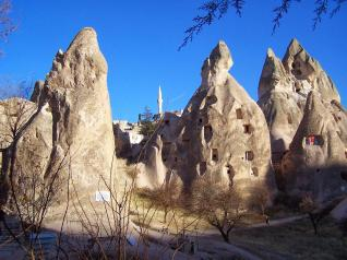 3 Day Trip to UNESCO World Heritage site CAPPADOCIA from Alanya