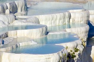 2-Day Trip to UNESCO World Heritage site Pamukkale from Kemer
