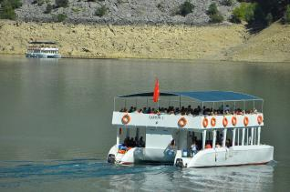Antalya: Green Canyon tour at the Taurus Mountains with Boat tour