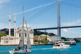 Istanbul Excursion: Istanbul City Tour with Bosphorus Sightseeing Tour