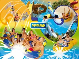 Aquapark Side: Full day Fun Action Adventure day at Aquapark