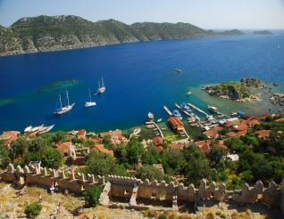 Kemer: Lycia tour with Boat trip along the Sunken City Kekova