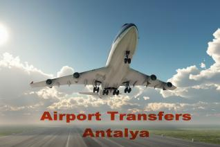 Private Airport Transfers between Antalya Airport and Side Hotels